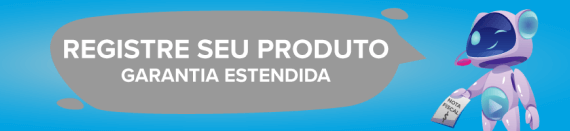 Banner registre seu produto. Garantia Estendida